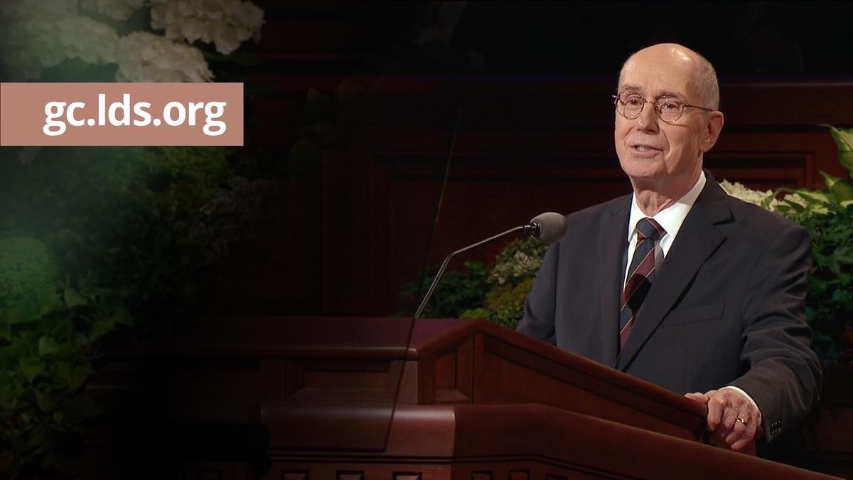 Ils nous ont dit - Henry B. Eyring