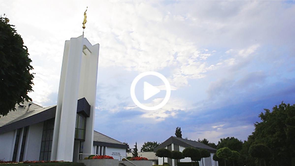 Die Geschichte des Freiberg-Tempels