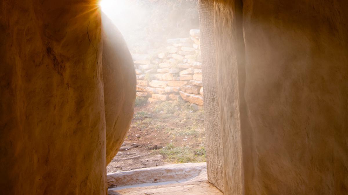 De opstanding van Jezus Christus