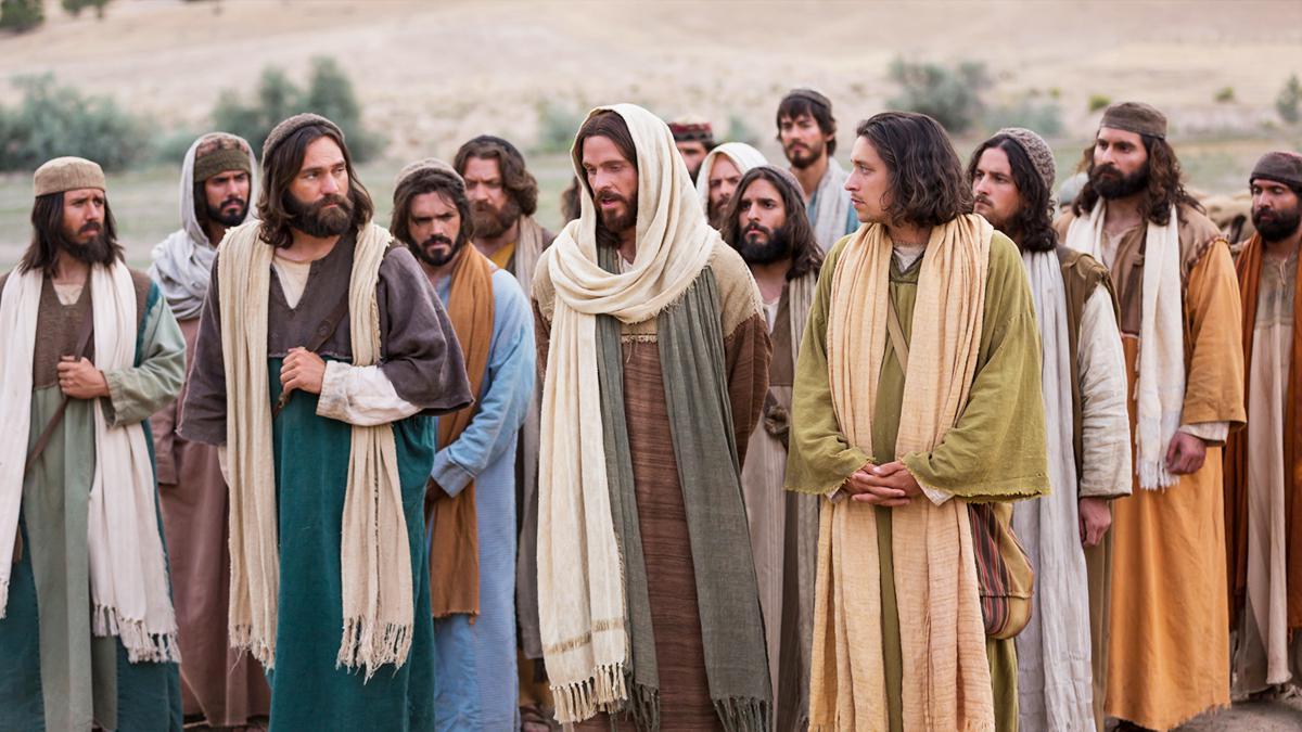 Kristus og Apostlene