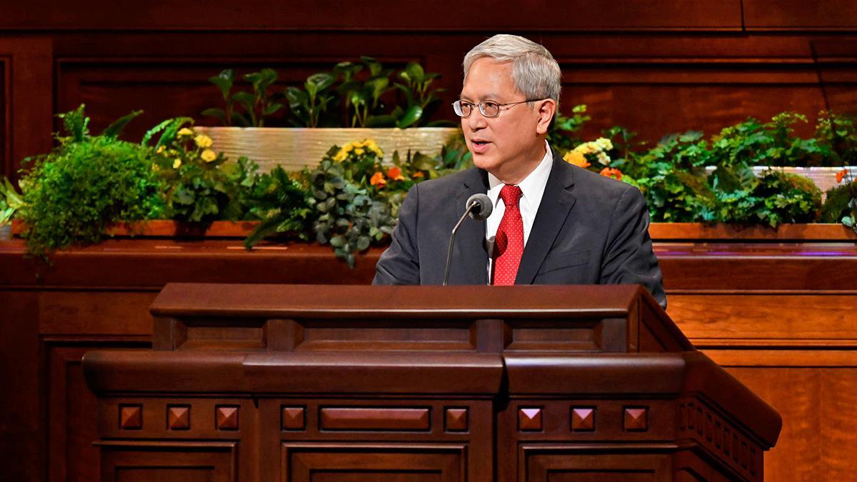 Elder Gerrit W. Gong