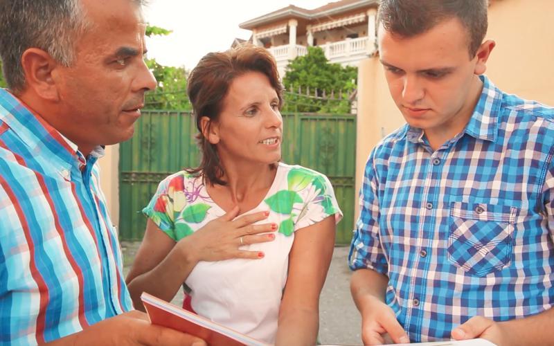 Önellátóak vagyunk - Armando és Suela története
