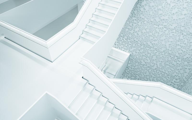 Molte scale e strade da poter prendere
