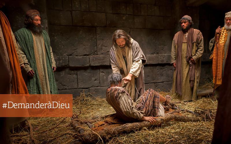 Jésus guérit Lazare