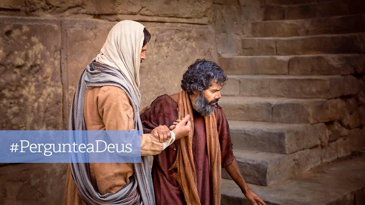 Pergunte a Deus – Como pode encontrar respostas quando se debate com a sua fé?