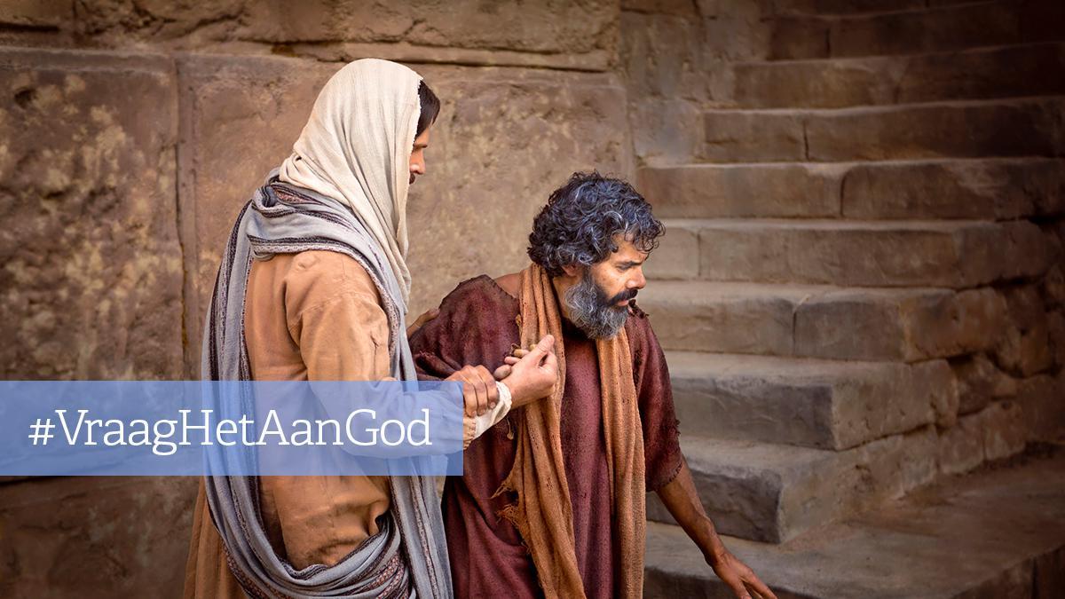 Vraag het aan God – Hoe krijg je antwoorden als je een geloofscrisis doormaakt?