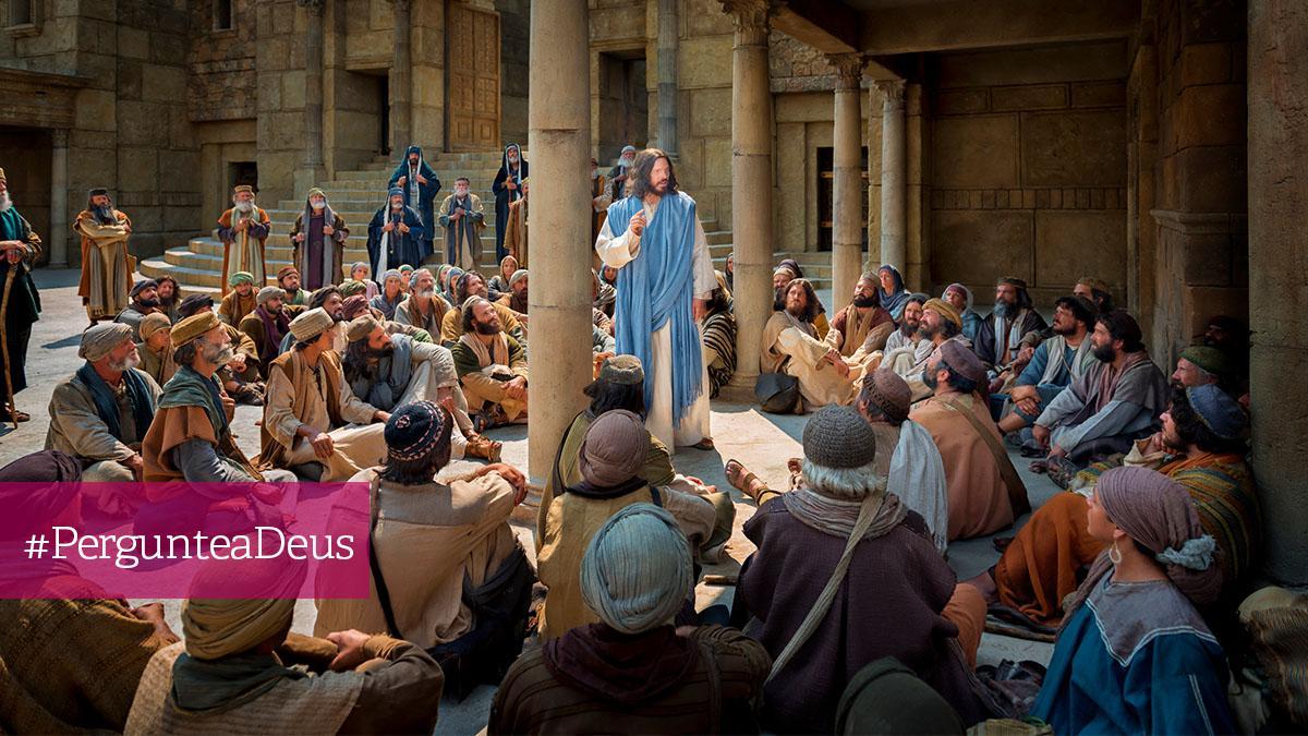 Pergunte a Deus –  Como posso conhecer melhor Deus?