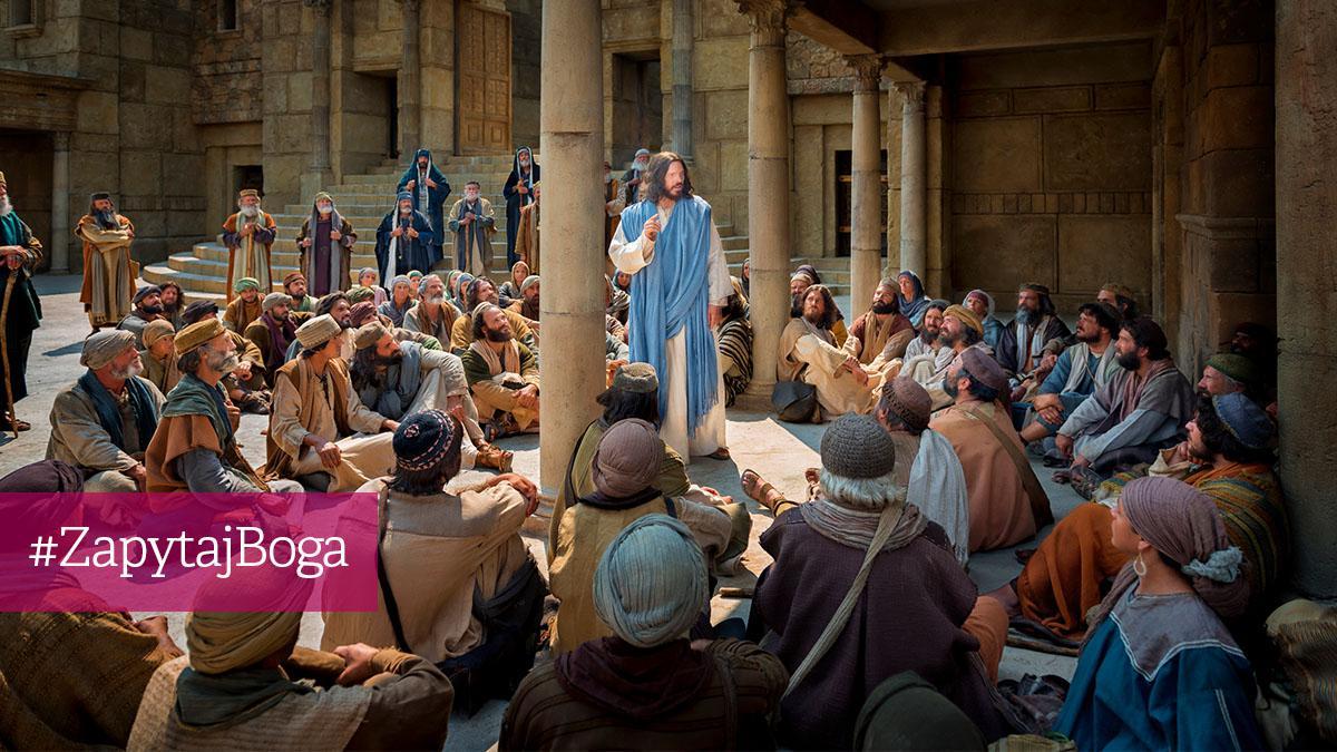 Zapytaj Boga – Jak mogę lepiej poznać Boga?