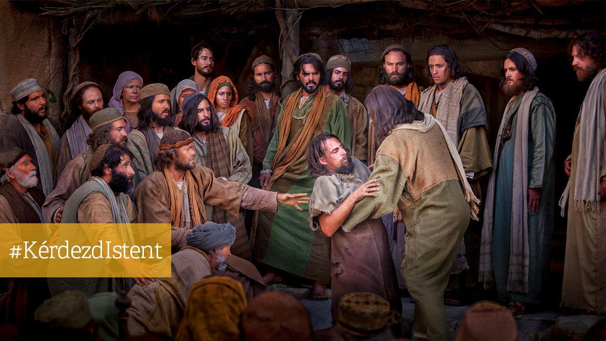 Kérdezd Istent - Hogyan tanulhatok meg másokat szeretni?