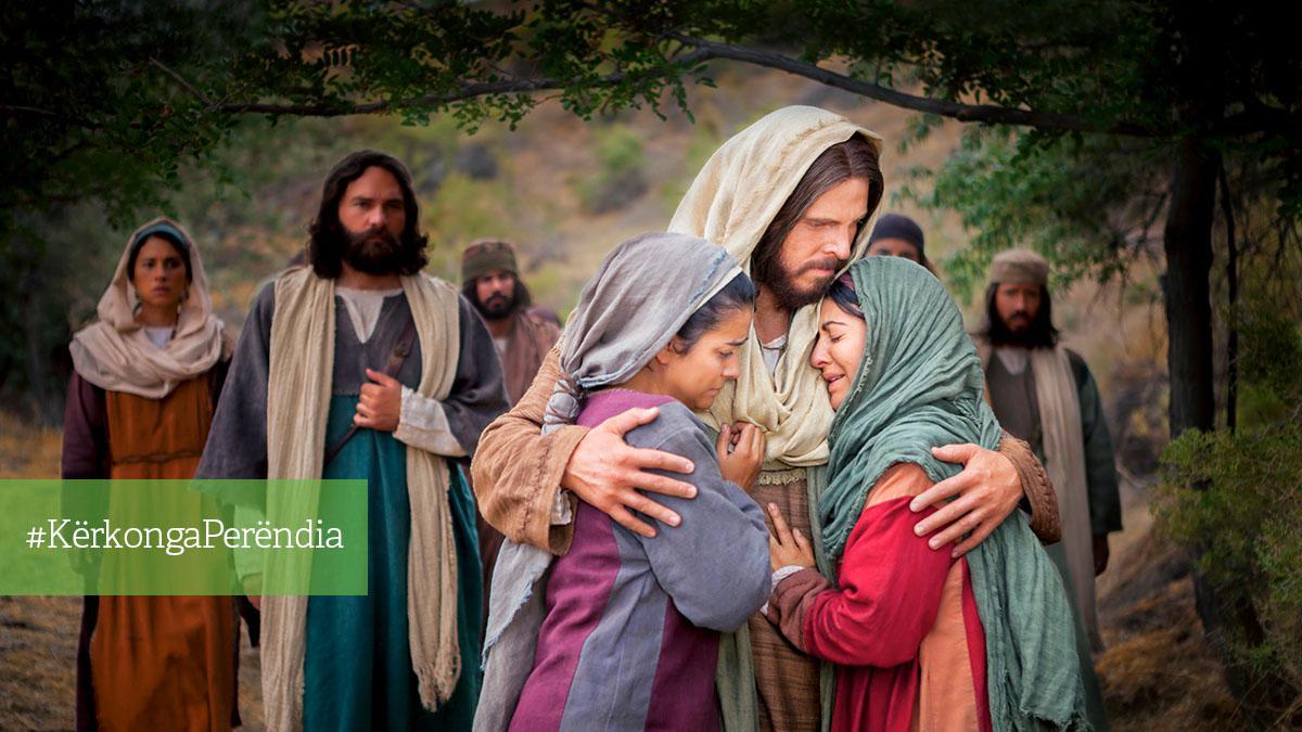 Kërko nga Perëndia - Pse jeta është kaq e vështirë