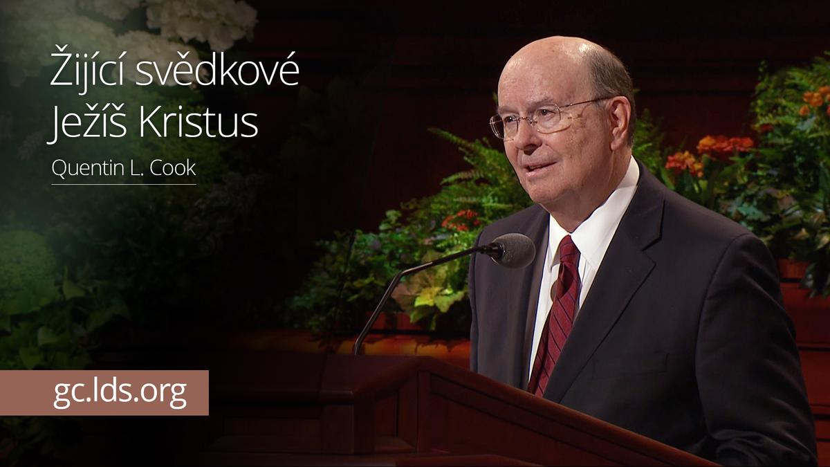 Žijící svědkové Ježíše Krista – starší Cook