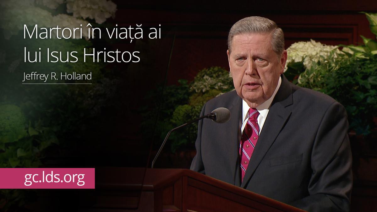 Martori în viață ai lui Isus Hristos – vârstnicul Holland