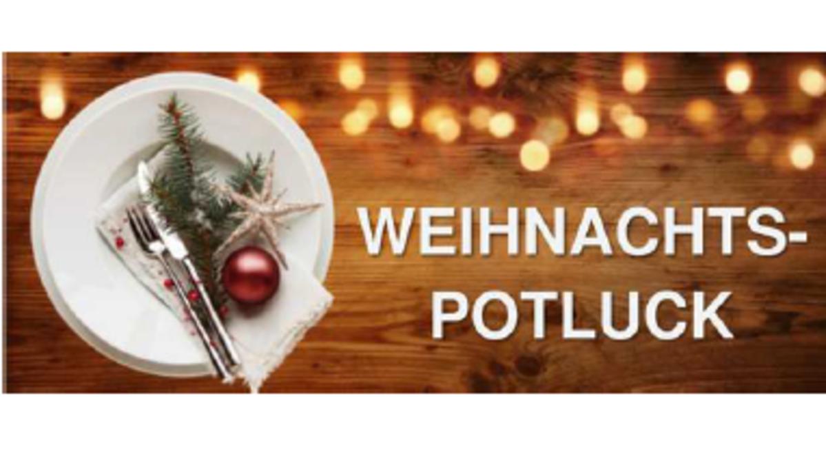 Einladung zum Haager Weihnachtspotluck