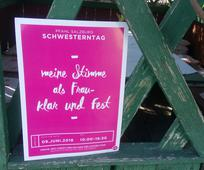 Einladung zum Schwesterntag des Pfahles Salzburg