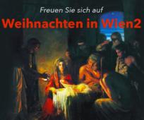 Am Samstag, dem 15. Dezember 2018 lädt die Gemeinde Wien 2 dazu ein, innezuhalten und als Gemeinschaft zusammenzukommen