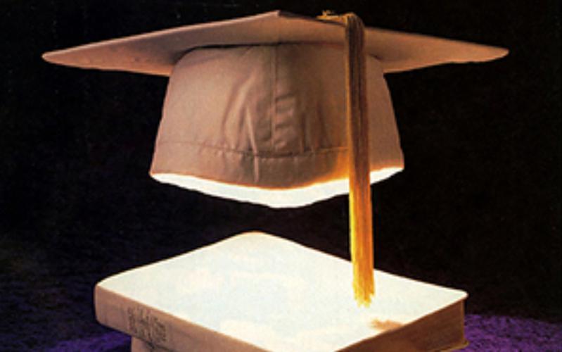 Das Motto der diesjährigen Institutseröffnung lautet: 'Get a higher Education'