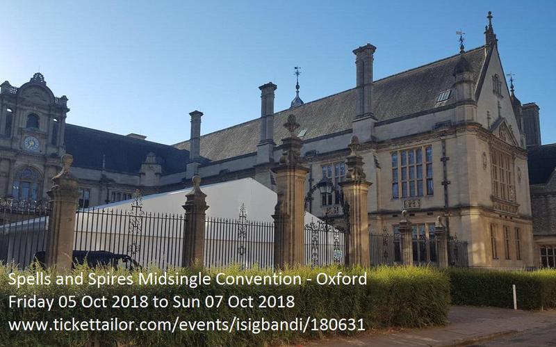 Vom 5. bis 7. Oktober gemeinsam in Oxford die Generalkonferenz erleben