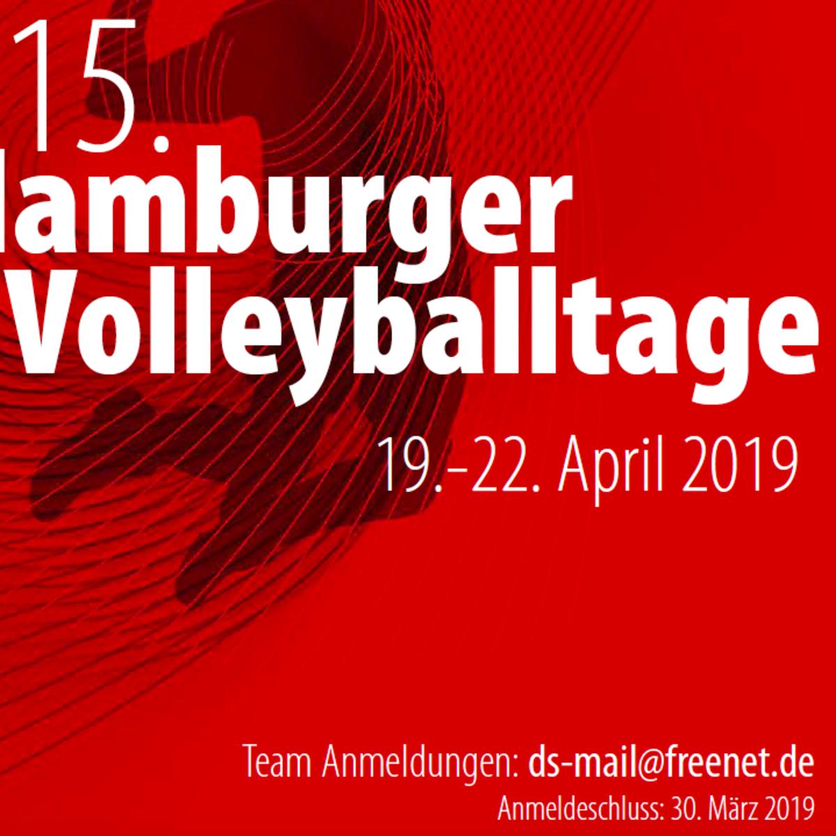 Einladung zum Volleyballturnier