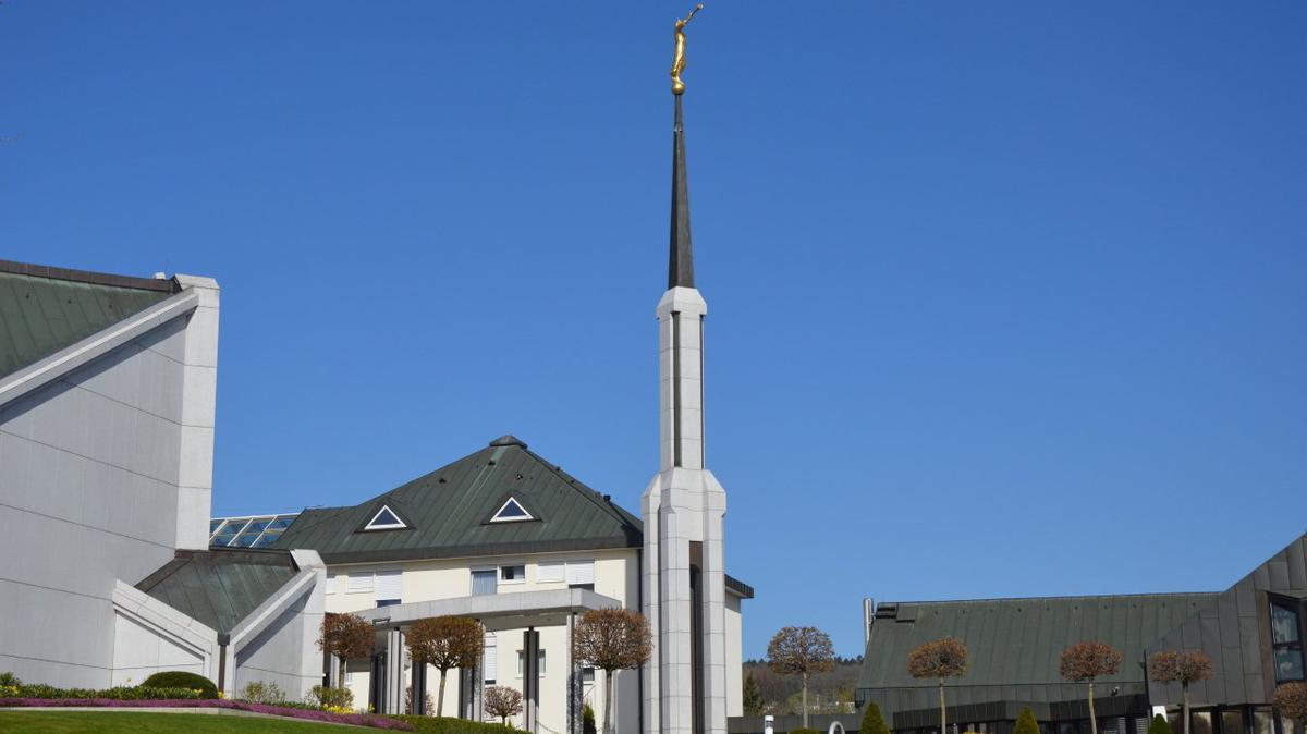 Frankfurt-Tempel der Kirche Jesu Christi der Heiligen der Letzten Tage