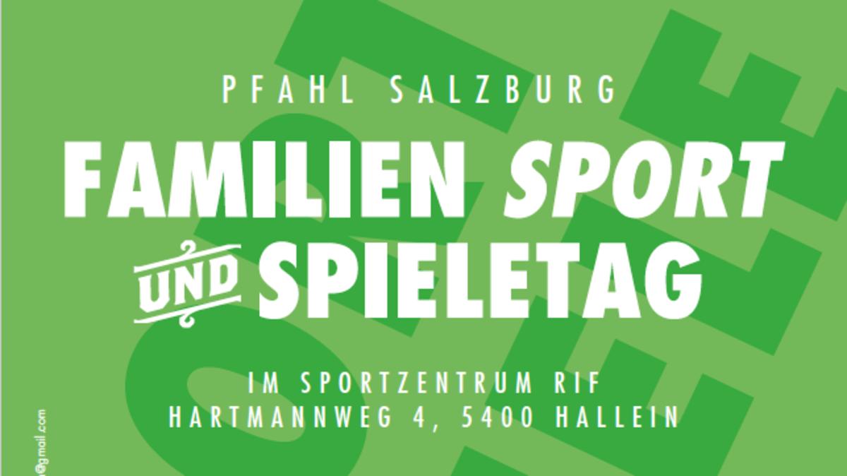 Am 30. Mai 2019 treffen sich Mitglieder und Freunde des Pfahles Salzburg wieder in Rif