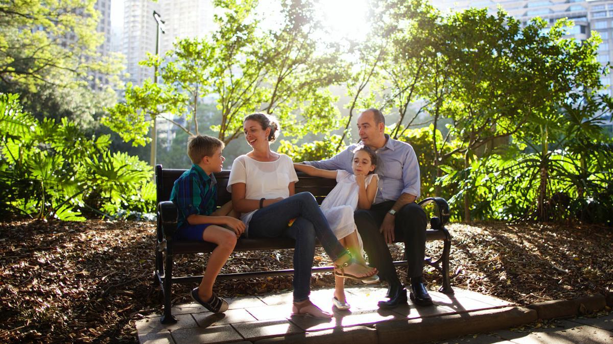 Für die Mormonen sind Ehe und Familie ein wesentlicher Bestandteil von Gottes Plan für seine Kinder.