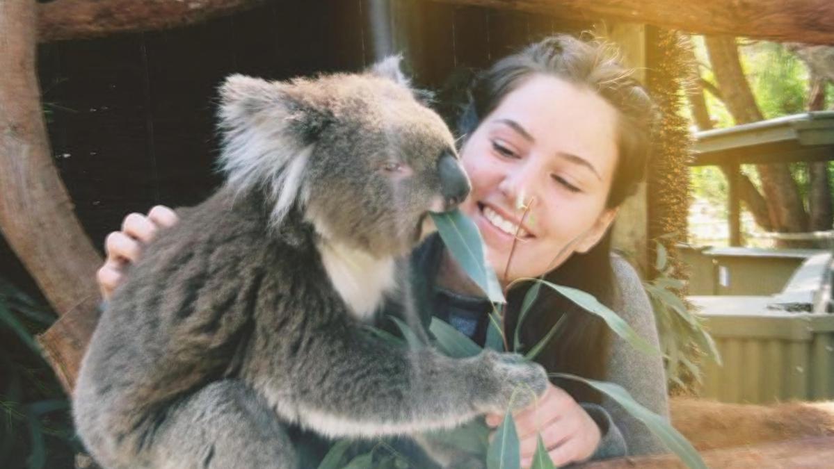 Najla Cehajic aus der Gemeinde Linz diente als Missionarin in Australien