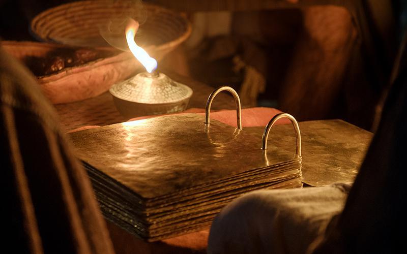 Im Buch Mormon sind die Worte vieler Propheten aufgezeichnet, so auch die Worte eines Propheten namens Nephi.