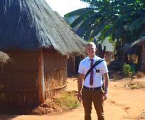 Ein Missionar aus Oberösterreich in Zimbabwe