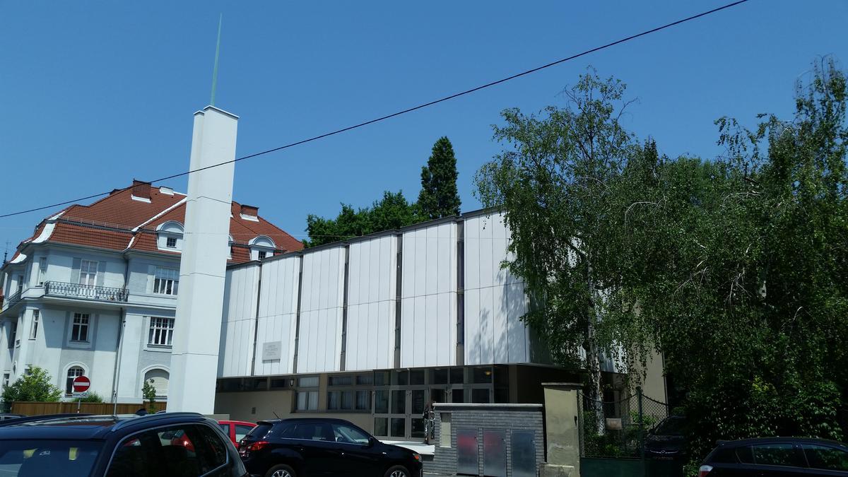 Pfahlhaus 1020 Wien, Böcklinstraße 55