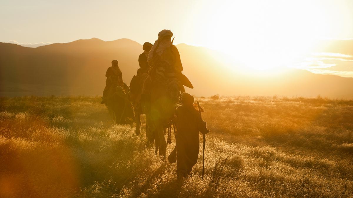 Die drei Weisen aus dem Morgenland