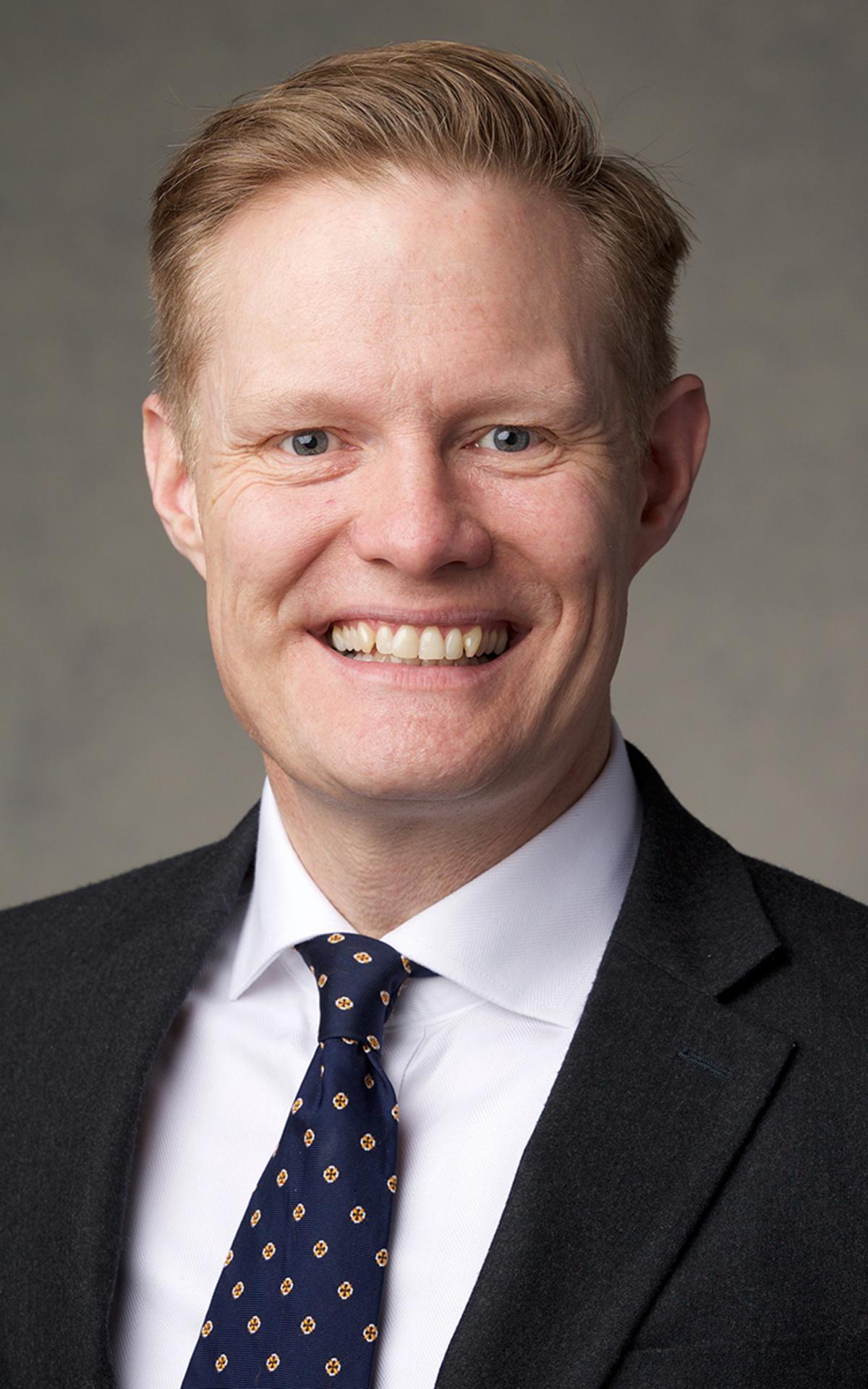 Elder Karl D. Hirst