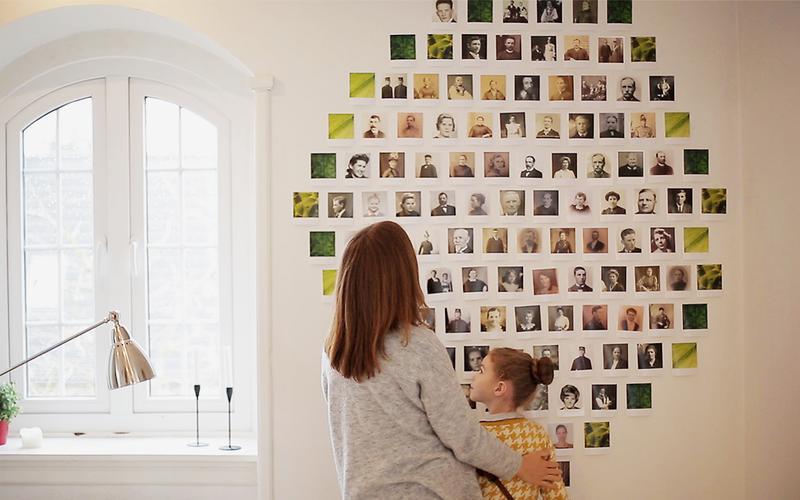 Potražite članove vašeg obiteljskog stabla