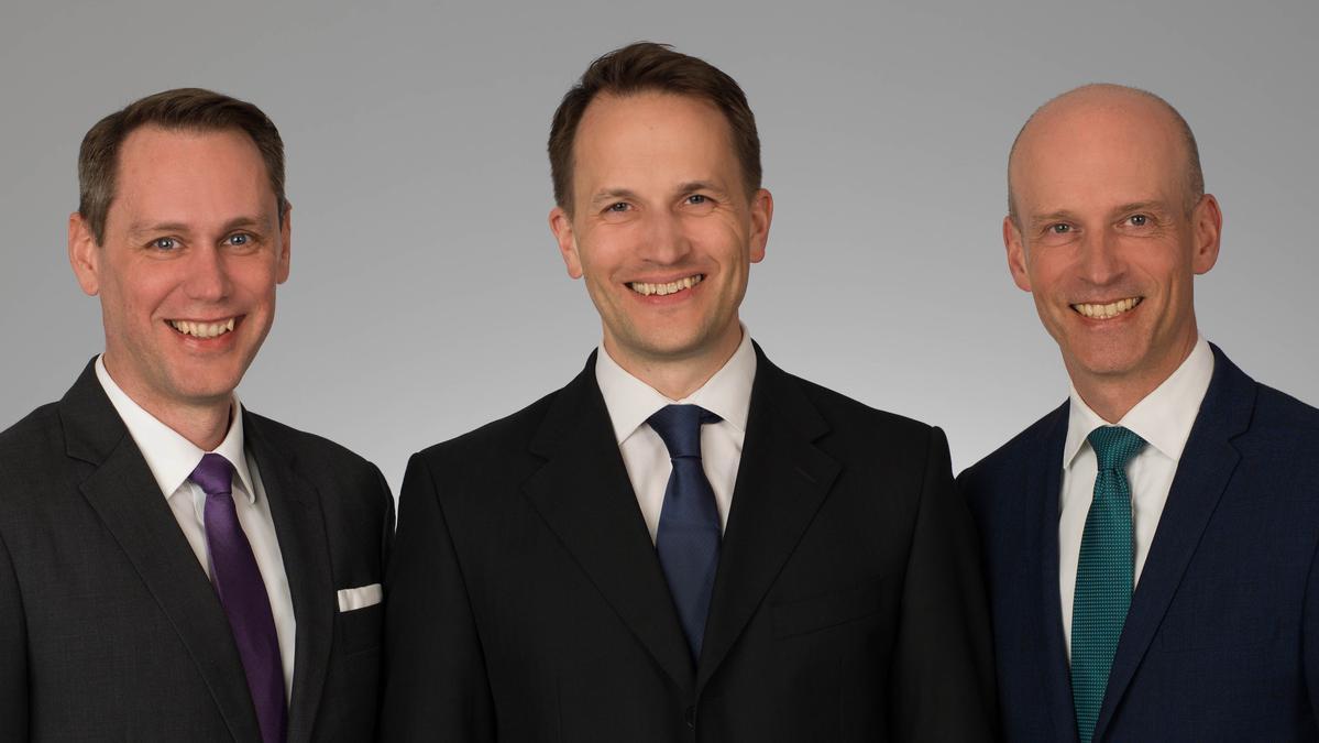 Roland Bäck wurde als Präsident des Pfahles Wien-Österreich berufen. Mit seinen Ratgebern Jared Jankowsky und Frank Helmrich ist die Pfahlpräsidentschaft vollständig.