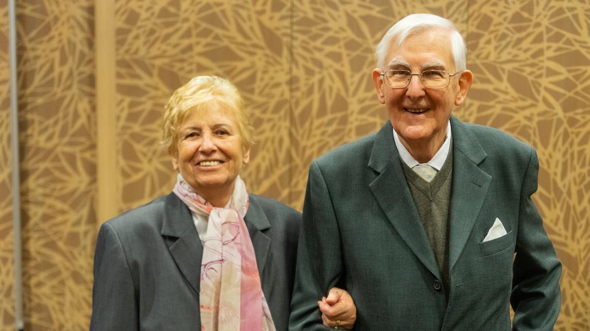 Bruder und Schwester Soucek vom Pfahl Wien-Österreich