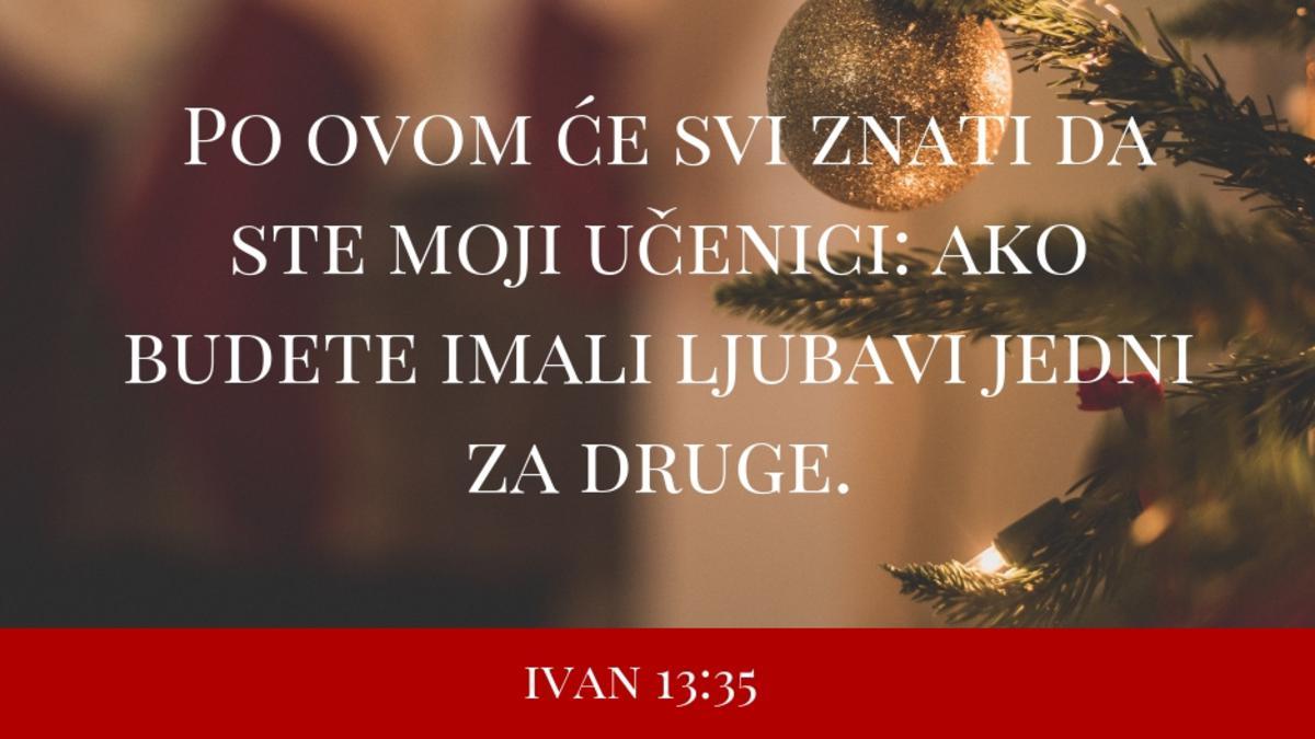 Ivan 13:35