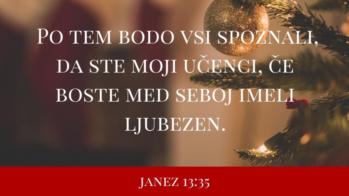 Janez 13:35