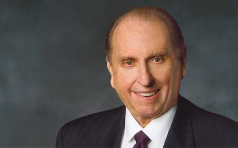 Presidente Thomas S. Monson