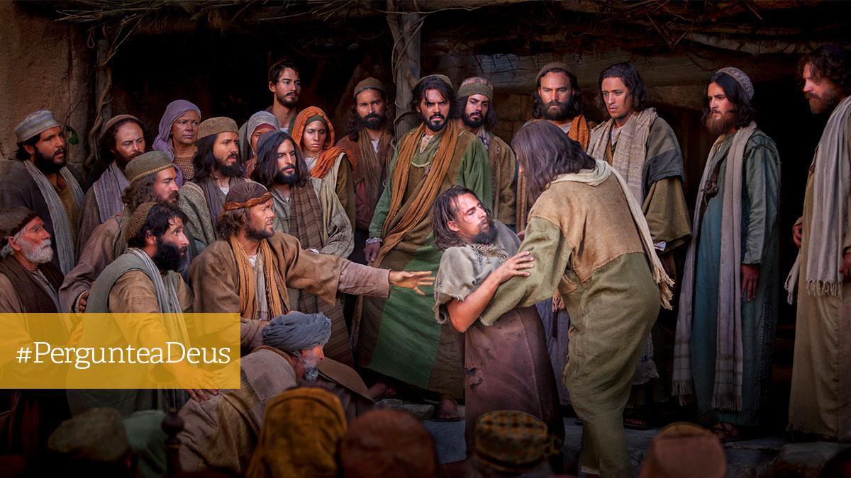 Pergunte a Deus - Como posso aprender a amar ao próximo?