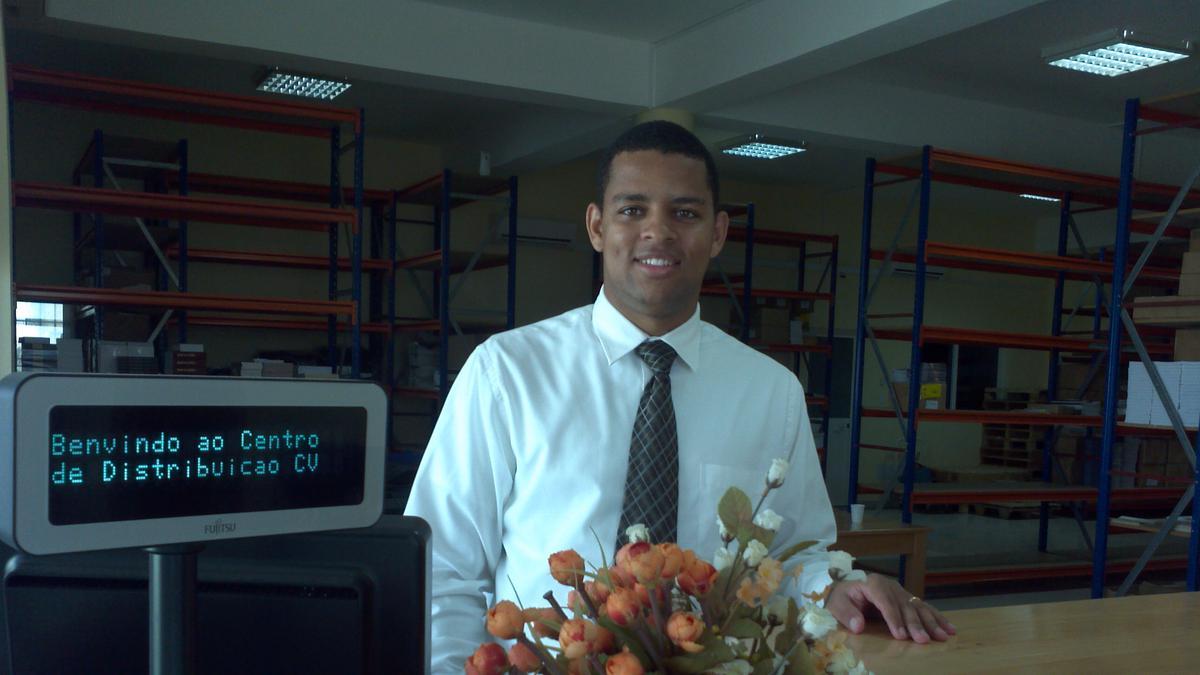 Abertura do Centro de Distribuição de Cabo Verde