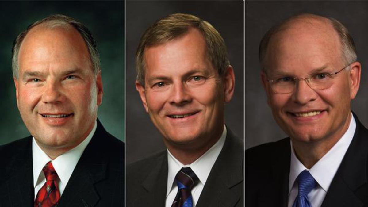 Tri nova člana Zbora dvanaestorice apostola