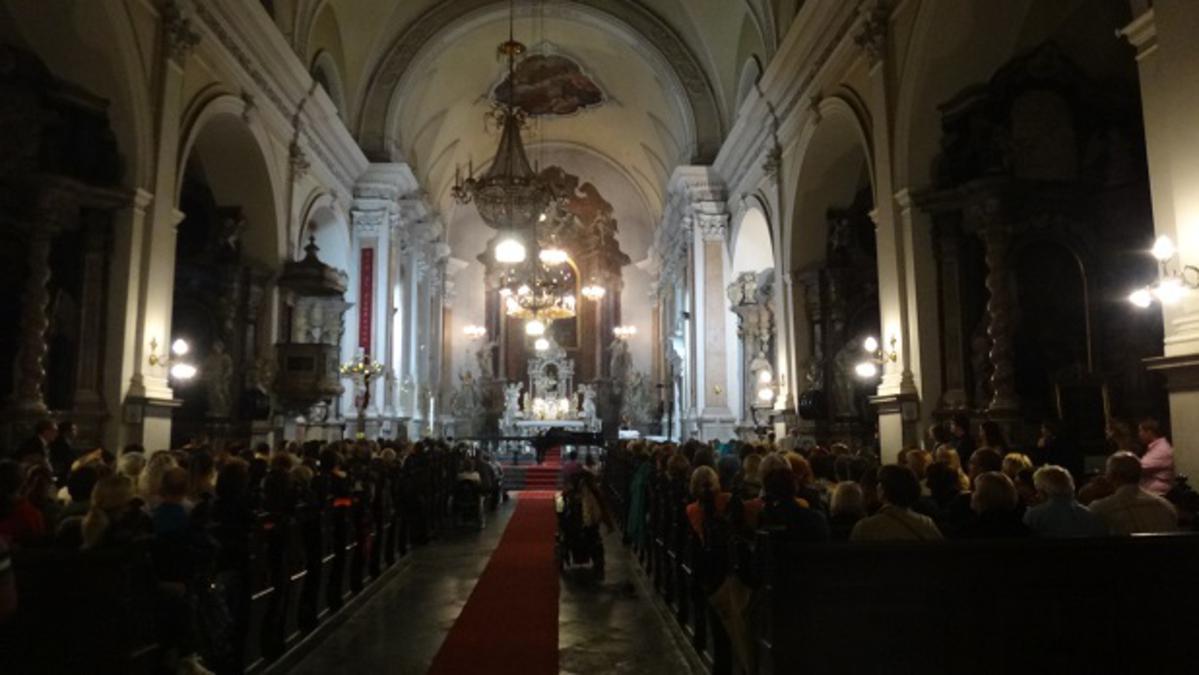 Pianist, svetnik poslednjih dni, ozavešča upanje v Sloveniji in na Hrvaškem