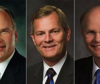 три нова чланова Већа дванаесторице апостола