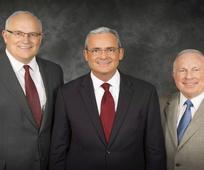 Paul V. Johnson služit će kao prvi savjetnik, Patrick Kearon kao novi predsjednik područja, a Timothy J. Dyches kao drugi savjetnik.