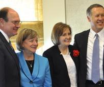 Vrhovne ženske vođe Crkve u posjetu Europi