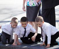 Mormonski verniki se pripravljajo na svetovno konferenco