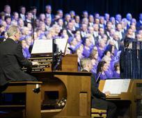 Zbor i orkestar završavaju europsku turneju, prvu u 20 godina