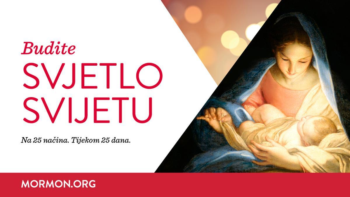 Crkva pokreće božićnu inicijativu »Budite svjetlo svijetu«