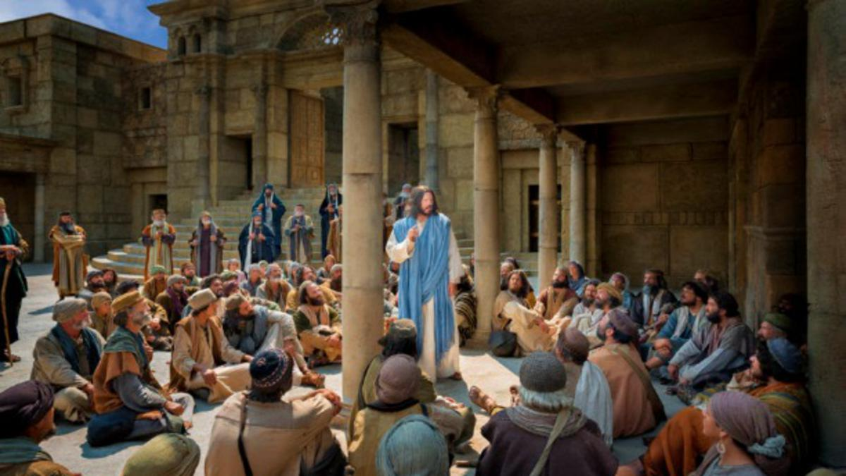 Novo leto z vero v Kristusa