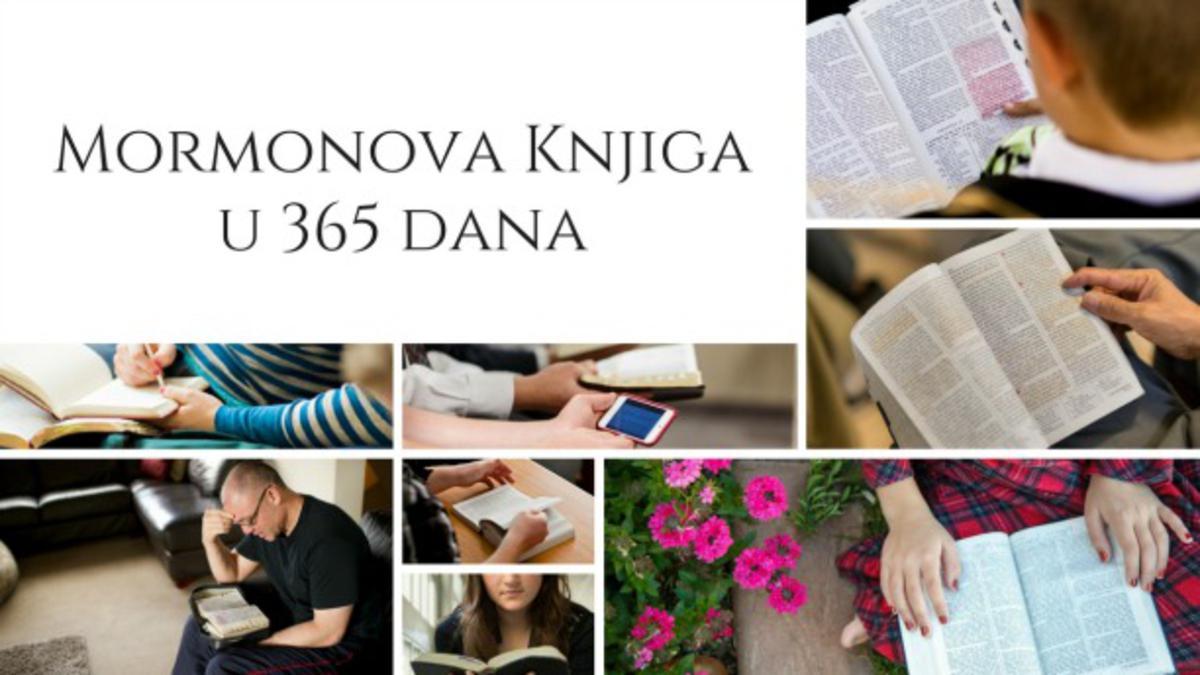 Mormonova knjiga u 365 dana
