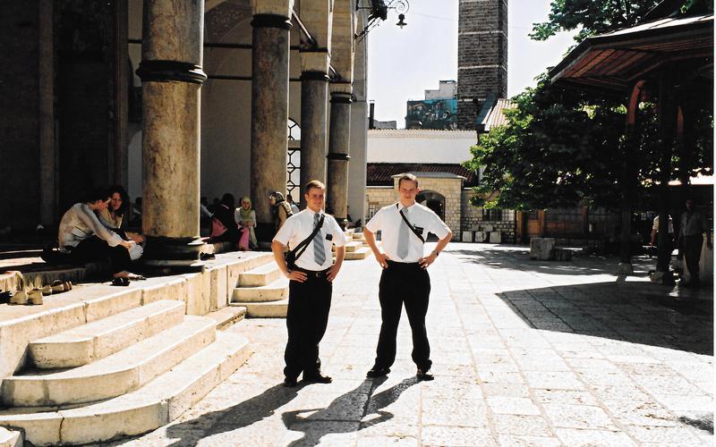 Ko su bili prvi misionari propovijedati u Bosni?